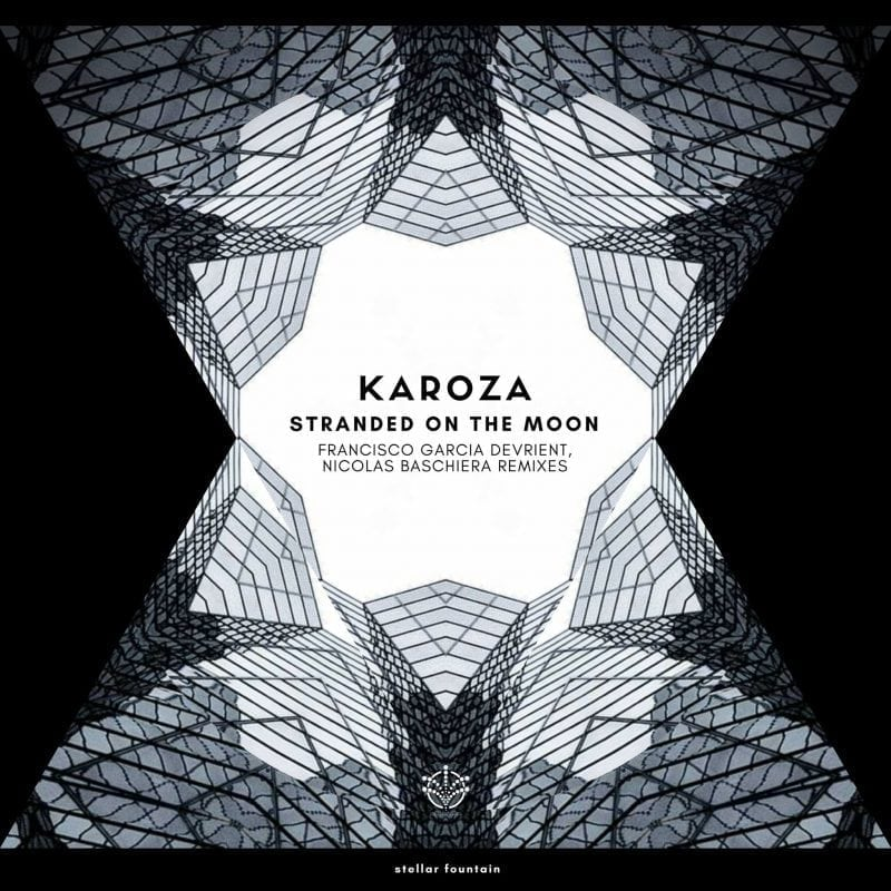 Karoza - Stranded On The Moon EP